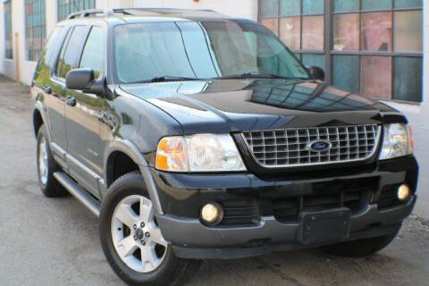 2004 Ford Explorer for sale at JT AUTO in Parma OH