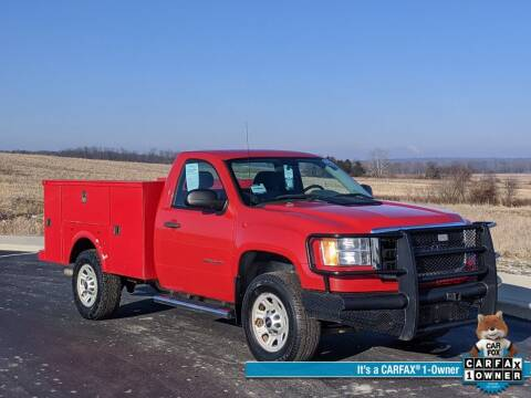 2013 GMC Sierra 2500HD for sale at Bob Walters Linton Motors in Linton IN