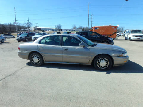 2003 Buick LeSabre for sale at BLACKWELL MOTORS INC in Farmington MO
