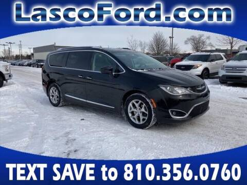 2018 Chrysler Pacifica for sale at LASCO FORD in Fenton MI