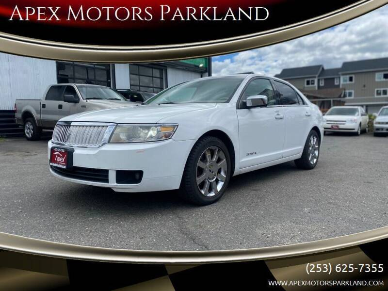2006 Lincoln Zephyr for sale at Apex Motors Parkland in Tacoma WA
