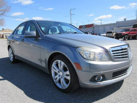 2010 Mercedes-Benz C-Class for sale at Cam Automotive LLC in Lancaster PA