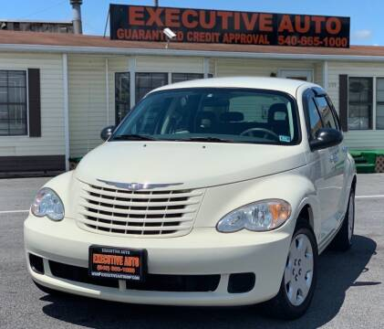 2008 Chrysler PT Cruiser for sale at Executive Auto in Winchester VA