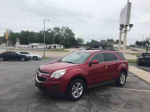 2013 Chevrolet Equinox for sale at Patriot Auto Sales in Lawton OK