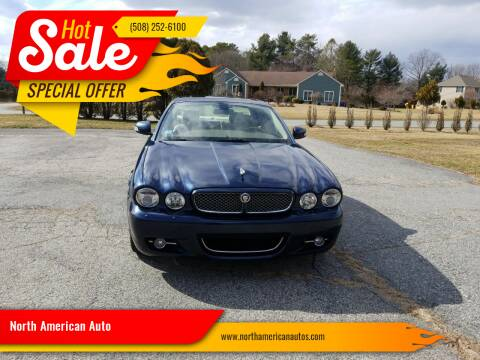 2008 Jaguar XJ-Series for sale at North American Auto in Rehoboth MA