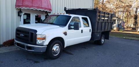 2008 Ford F-350 Super Duty for sale at Bethlehem Auto Sales LLC in Hickory NC