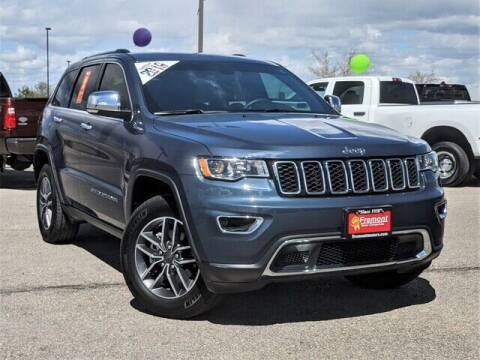 2019 Jeep Grand Cherokee for sale at Rocky Mountain Commercial Trucks in Casper WY