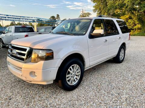 2012 Ford Expedition for sale at Southeast Auto Inc in Walker LA