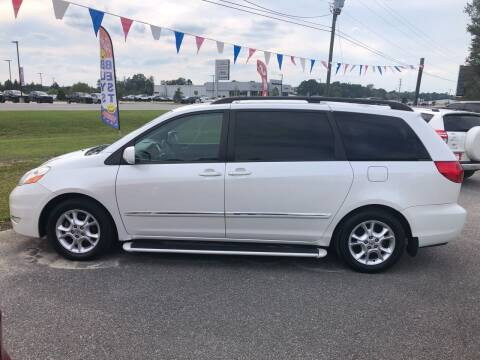 2006 Toyota Sienna for sale at Sapp Auto Sales in Baxley GA