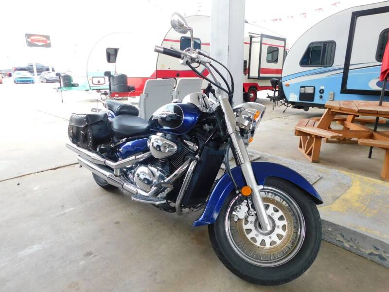 2005 Suzuki Boulevard  for sale at Motorsports Unlimited in McAlester OK