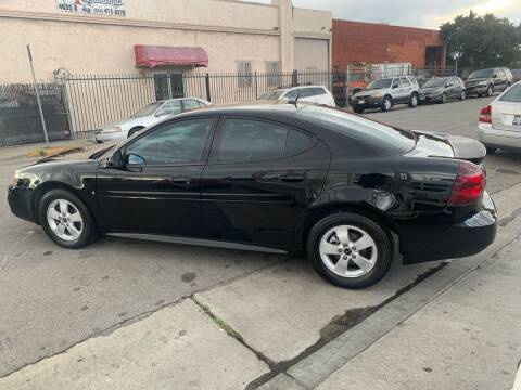 2006 Pontiac Grand Prix for sale at Olympic Motors in Los Angeles CA