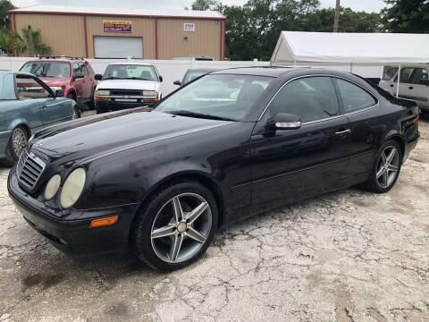 2000 Mercedes-Benz CLK for sale at Mego Motors in Orlando FL