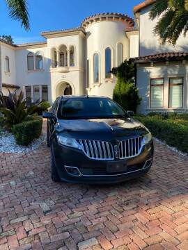 2011 Lincoln MKX for sale at Mirabella Motors in Tampa FL