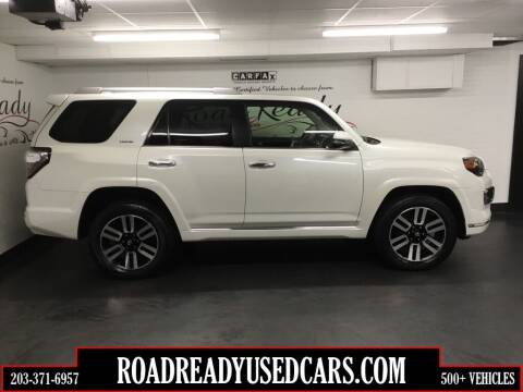 2015 Toyota 4Runner for sale at Road Ready Used Cars in Ansonia CT
