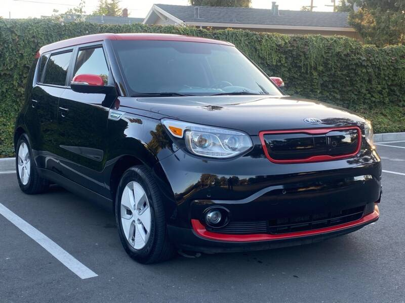 2015 Kia Soul EV for sale at CARFORNIA SOLUTIONS in Hayward CA