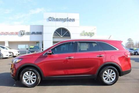 2016 Kia Sorento for sale at Champion Chevrolet in Athens AL