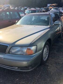 1998 Infiniti Q45 for sale at PREOWNED CAR STORE in Bunker Hill WV