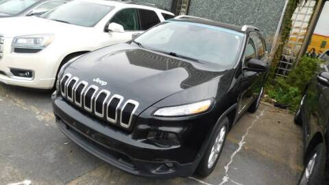 2014 Jeep Cherokee for sale at Gus's Used Auto Sales in Detroit MI