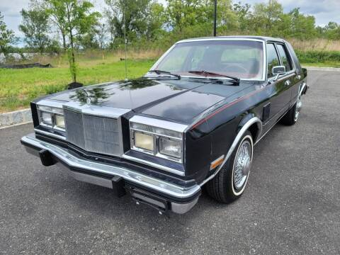 1989 Chrysler Fifth Avenue for sale at DISTINCT IMPORTS in Cinnaminson NJ