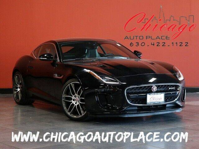 2020 Jaguar F-TYPE for sale at Chicago Auto Place in Bensenville IL