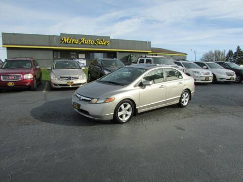 2006 Honda Civic for sale at MIRA AUTO SALES in Cincinnati OH