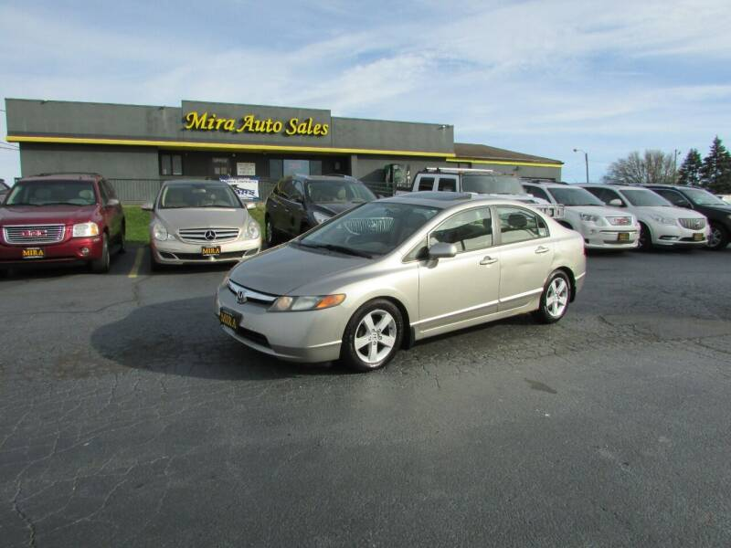 2006 Honda Civic for sale at MIRA AUTO SALES in Cincinnati OH