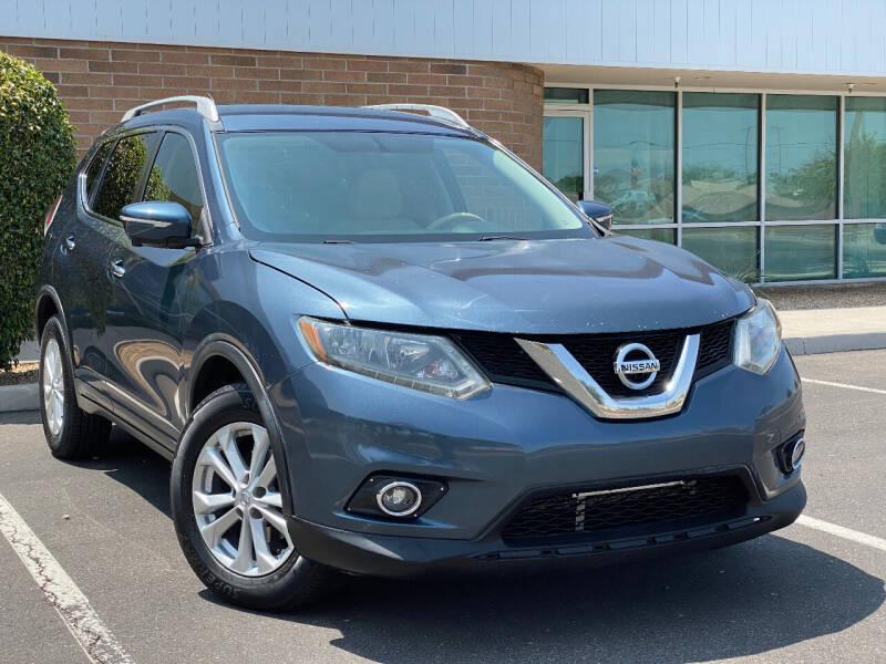 2014 Nissan Rogue for sale at AKOI Motors in Tempe AZ