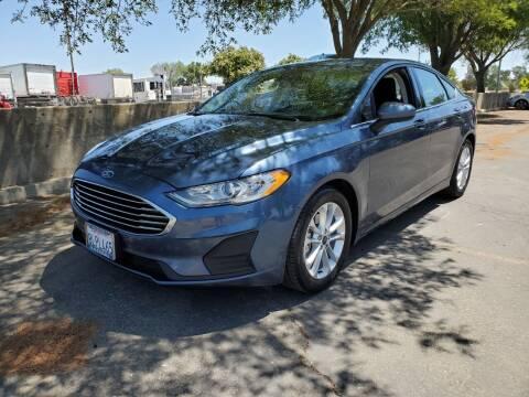2019 Ford Fusion for sale at Matador Motors in Sacramento CA