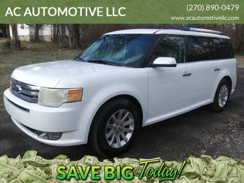 2009 Ford Flex for sale at AC AUTOMOTIVE LLC in Hopkinsville KY