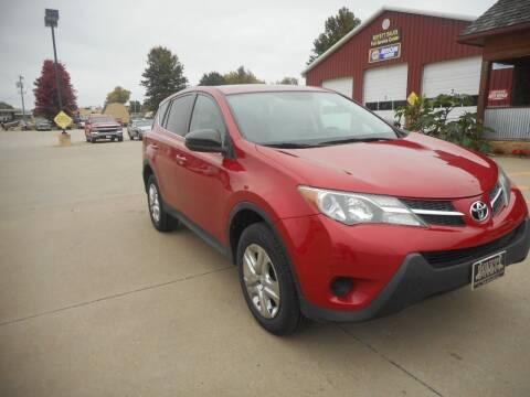 2013 Toyota RAV4 for sale at Boyett Sales & Service in Holton KS
