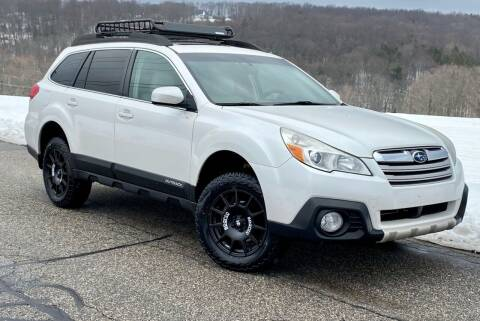 2013 Subaru Outback for sale at York Motors in Canton CT