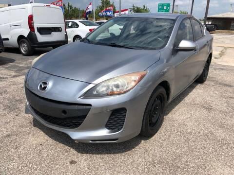 2013 Mazda MAZDA3 for sale at Ital Auto in Oklahoma City OK
