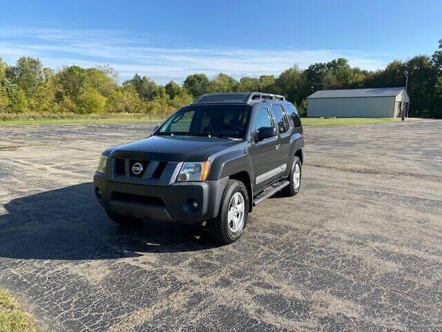 2006 Nissan Xterra for sale at Caruzin Motors in Flint MI