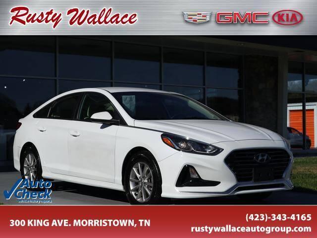 2018 Hyundai Sonata for sale at RUSTY WALLACE CADILLAC GMC KIA in Morristown TN