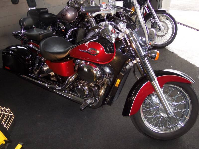 2002 Honda VT750 SHADOW ACE DLX for sale at Fulmer Auto Cycle Sales - Fulmer Auto Sales in Easton PA