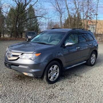 2009 Acura MDX for sale at Millennium Auto Group in Lodi NJ