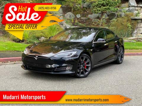 2018 Tesla Model S for sale at Mudarri Motorsports in Kirkland WA