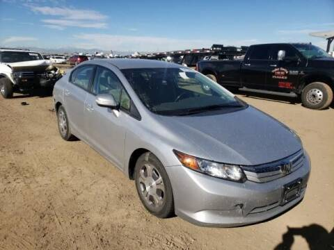 2012 Honda Civic for sale at STS Automotive in Denver CO