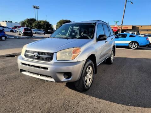 2005 Toyota RAV4 for sale at Image Auto Sales in Dallas TX