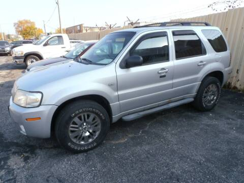2005 Mercury Mariner for sale at A-Auto Luxury Motorsports in Milwaukee WI