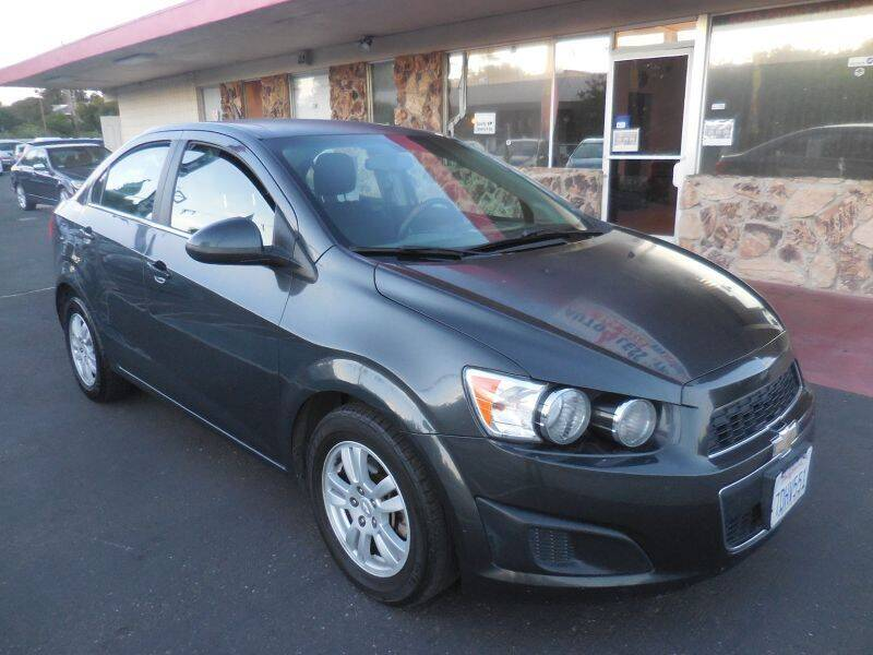 2014 Chevrolet Sonic for sale at Auto 4 Less in Fremont CA