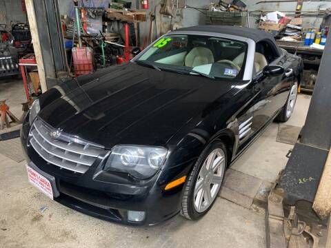 2005 Chrysler Crossfire for sale at Frank's Garage in Linden NJ