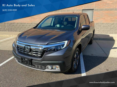 2019 Honda Ridgeline for sale at KI Auto Body and Sales in Lino Lakes MN