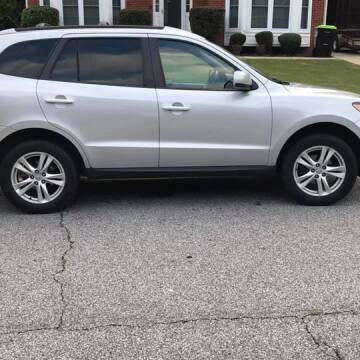 2010 Hyundai Santa Fe for sale at Car Deals Auto Sales LLC in Atlanta GA