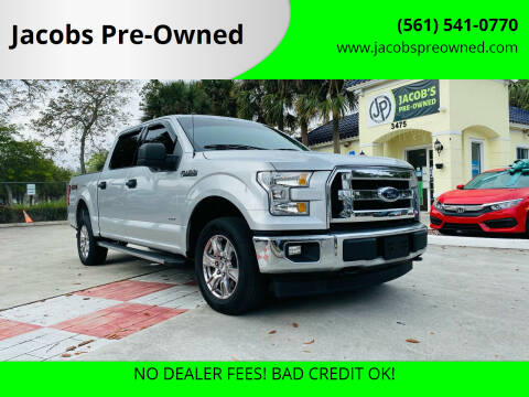 2017 Ford F-150 for sale at Jacobs Pre-Owned in Lake Worth FL
