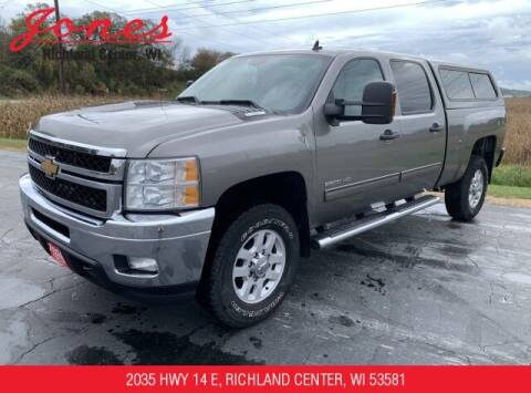 2014 Chevrolet Silverado 2500HD for sale at Jones Chevrolet Buick Cadillac in Richland Center WI