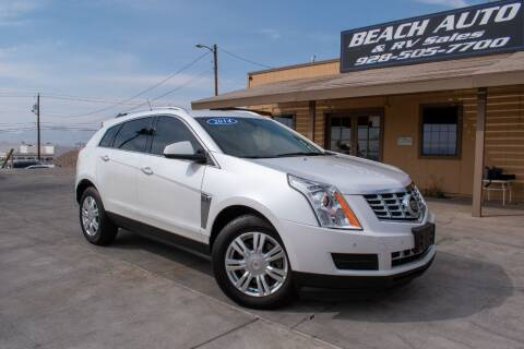 2014 Cadillac SRX for sale at Beach Auto and RV Sales in Lake Havasu City AZ