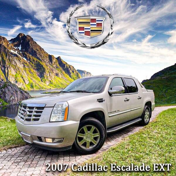 2007 Cadillac Escalade EXT for sale at Citywide Auto Group LLC in Pompano Beach FL
