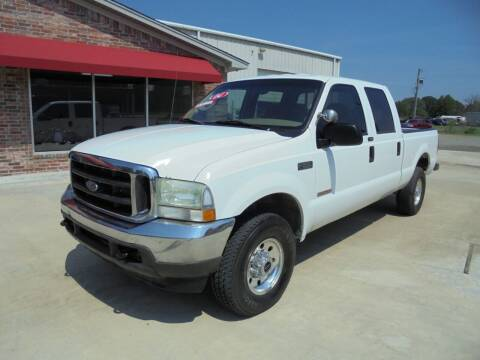 2004 Ford F-250 Super Duty for sale at US PAWN AND LOAN in Austin AR