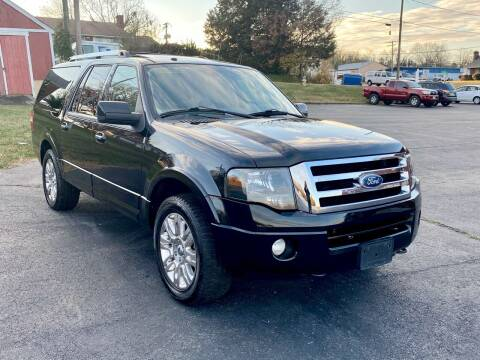2011 Ford Expedition EL for sale at ANZ AUTO CONCEPTS LLC in Fredericksburg VA